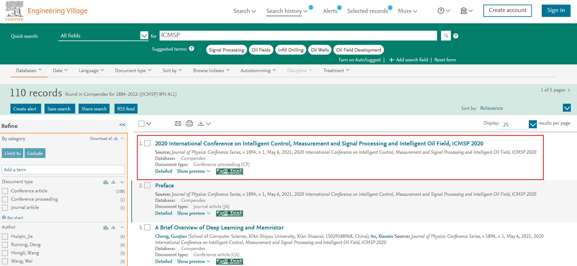 ICMSP 2020检索页面1.png